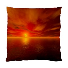 Sunset Cushion Case (Two Sided)
