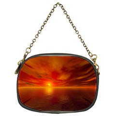 Sunset Chain Purse (Two Sided)