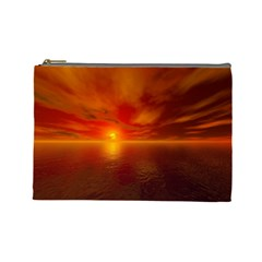 Sunset Cosmetic Bag (Large)