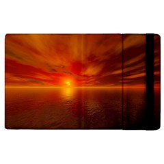 Sunset Apple Ipad 3/4 Flip Case