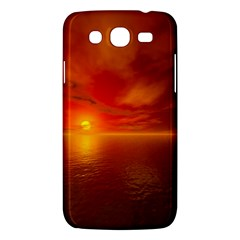 Sunset Samsung Galaxy Mega 5.8 I9152 Hardshell Case
