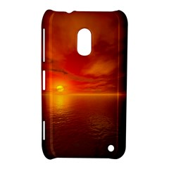 Sunset Nokia Lumia 620 Hardshell Case