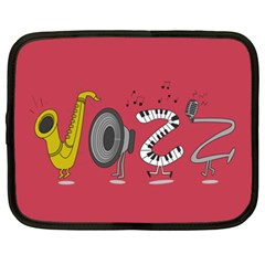 Jazz Netbook Case (XXL)