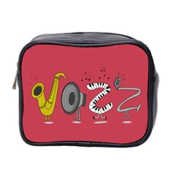 Jazz Mini Travel Toiletry Bag (Two Sides)