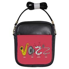 Jazz Girl s Sling Bag