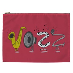 Jazz Cosmetic Bag (XXL)