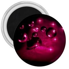 Sweet Dreams  3  Button Magnet