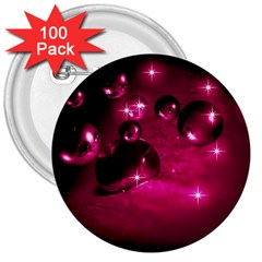 Sweet Dreams  3  Button (100 Pack)