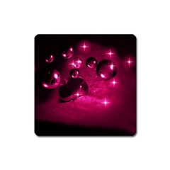 Sweet Dreams  Magnet (Square)