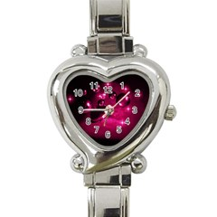 Sweet Dreams  Heart Italian Charm Watch