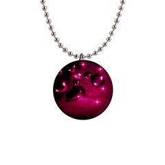 Sweet Dreams  Button Necklace