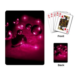Sweet Dreams  Playing Cards Single Design