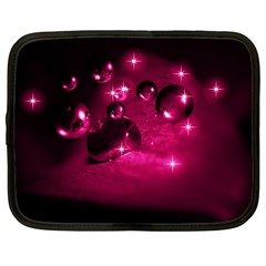 Sweet Dreams  Netbook Case (Large)