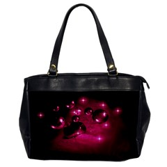 Sweet Dreams  Oversize Office Handbag (one Side)
