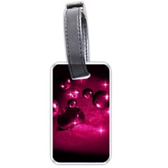 Sweet Dreams  Luggage Tag (Two Sides)