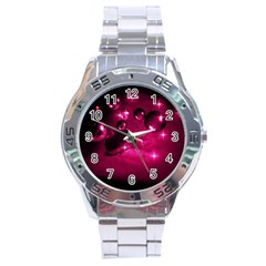 Sweet Dreams  Stainless Steel Watch (men s)