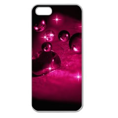 Sweet Dreams  Apple Seamless iPhone 5 Case (Clear)