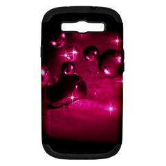 Sweet Dreams  Samsung Galaxy S Iii Hardshell Case (pc+silicone)