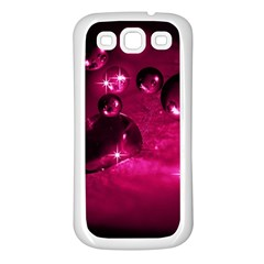 Sweet Dreams  Samsung Galaxy S3 Back Case (White)