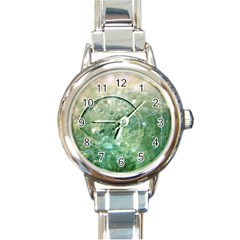 Dreamland Round Italian Charm Watch