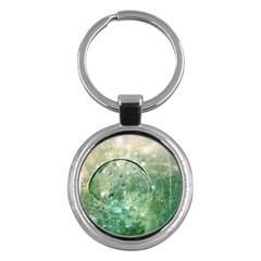 Dreamland Key Chain (round)