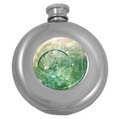 Dreamland Hip Flask (Round)