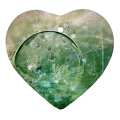 Dreamland Heart Ornament (Two Sides)
