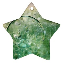 Dreamland Star Ornament (Two Sides)