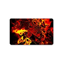 Fire Magnet (Name Card)