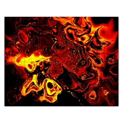 Fire Jigsaw Puzzle (Rectangle)