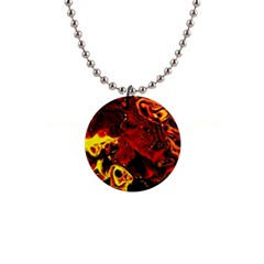 Fire Button Necklace