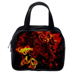 Fire Classic Handbag (One Side)