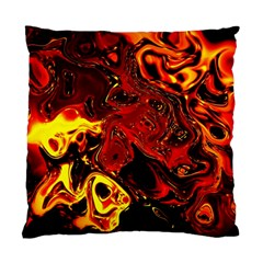 Fire Cushion Case (Two Sided)