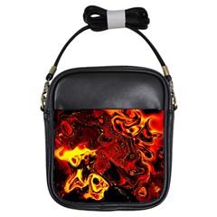 Fire Girl s Sling Bag