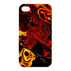 Fire Apple iPhone 4/4S Premium Hardshell Case