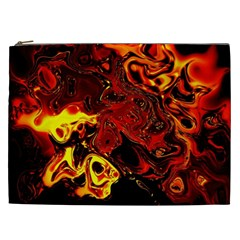 Fire Cosmetic Bag (xxl)