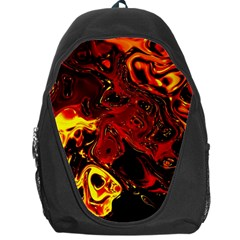 Fire Backpack Bag