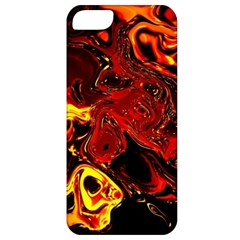 Fire Apple iPhone 5 Classic Hardshell Case