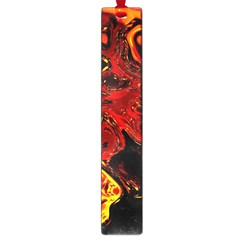 Fire Large Bookmark