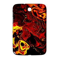 Fire Samsung Galaxy Note 8 0 N5100 Hardshell Case