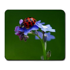 Good Luck Large Mouse Pad (Rectangle)