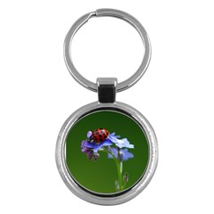 Good Luck Key Chain (Round)