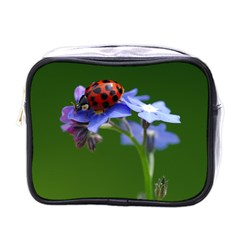 Good Luck Mini Travel Toiletry Bag (One Side)