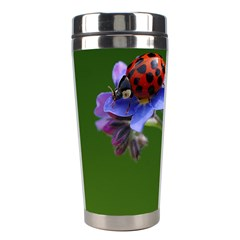 Good Luck Stainless Steel Travel Tumbler
