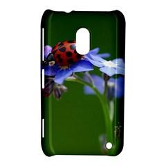 Good Luck Nokia Lumia 620 Hardshell Case