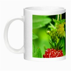 Strawberry  Glow in the Dark Mug