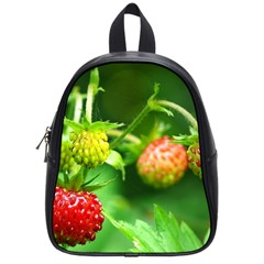 Strawberry  School Bag (small)