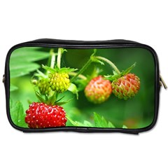 Strawberry  Travel Toiletry Bag (One Side)