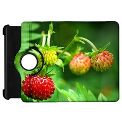 Strawberry  Kindle Fire HD 7  Flip 360 Case