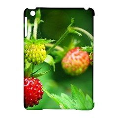 Strawberry  Apple iPad Mini Hardshell Case (Compatible with Smart Cover)